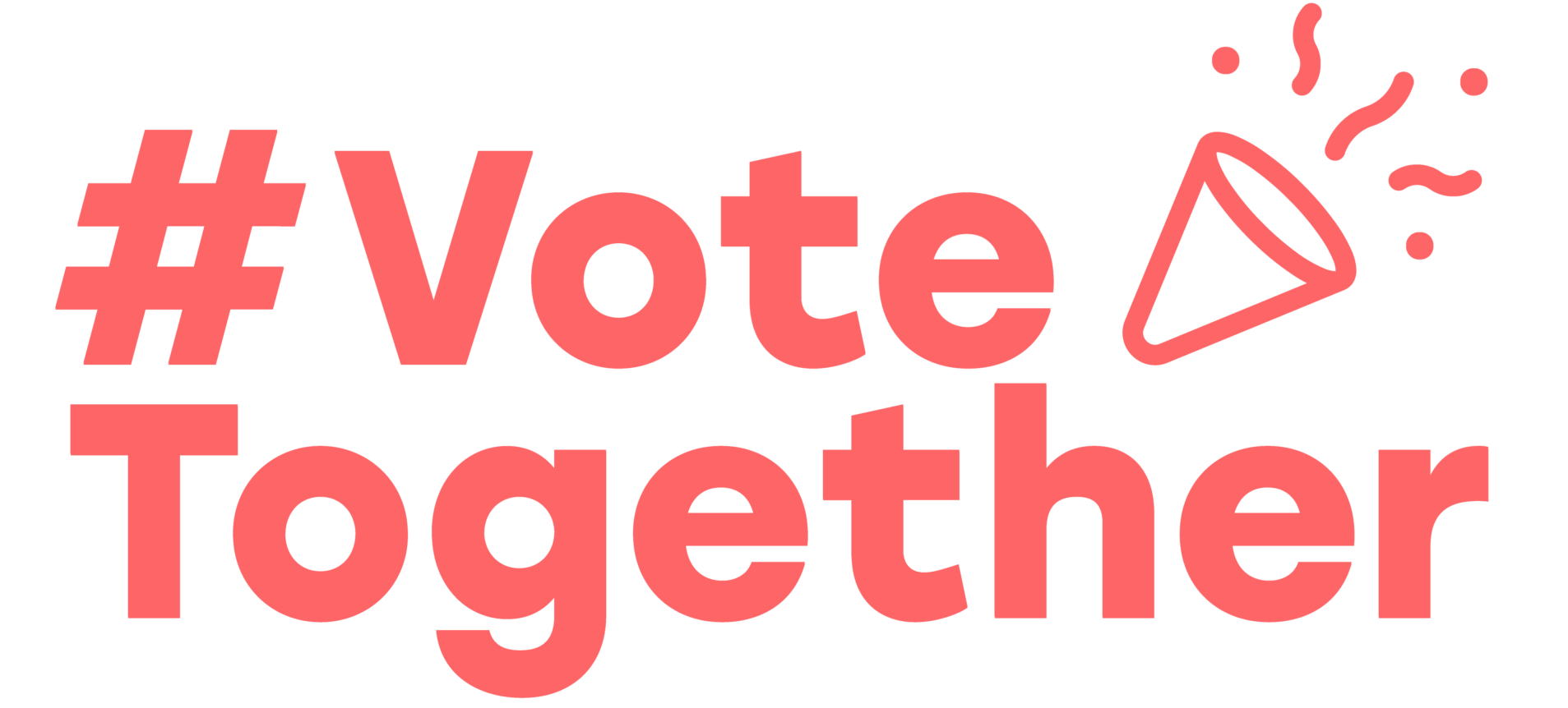 #VoteTogether